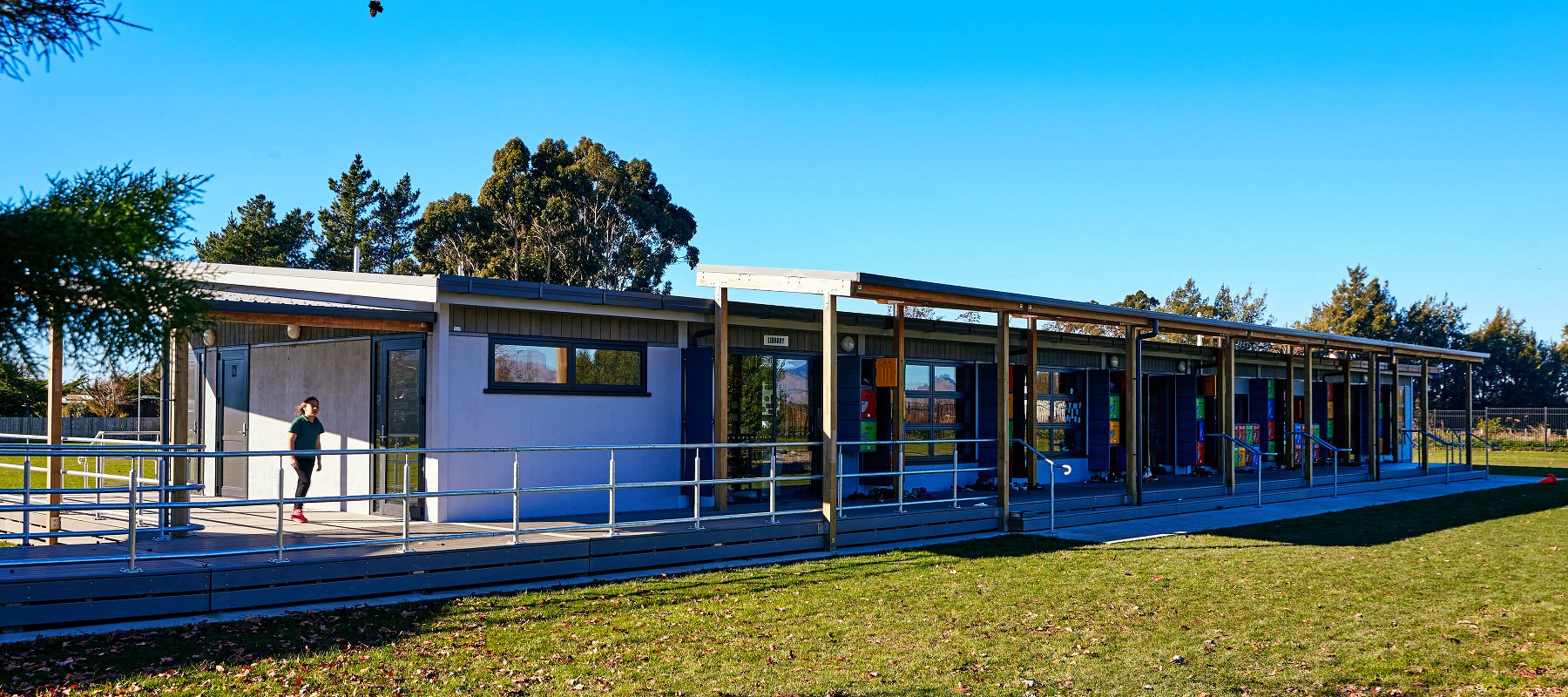 Classrooms Spring Creek School