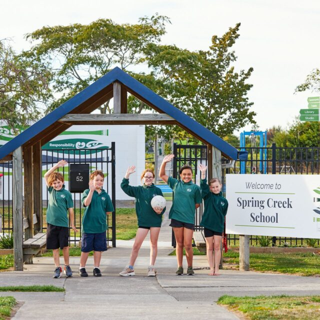 Spring Creek School